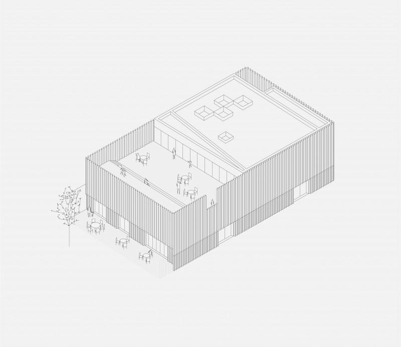 14(02)-A-CULTURAL-BUILDING_AXONOMETRIE_CLASSIQUE_PROJETE-01